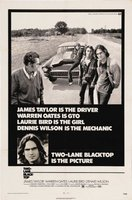 Two-Lane Blacktop movie poster (1971) picture MOV_b943c83f