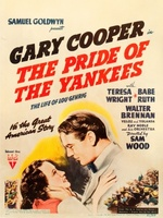 The Pride of the Yankees movie poster (1942) picture MOV_b948ba0c