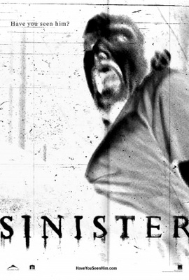 Sinister movie poster (2012) poster MOV_b94a5f1f