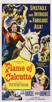 Flame of Calcutta movie poster (1953) picture MOV_b94c6424