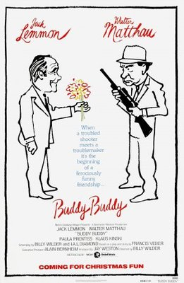 Buddy Buddy movie poster (1981) poster MOV_b94ca147