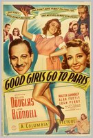 Good Girls Go to Paris movie poster (1939) picture MOV_b94e0449