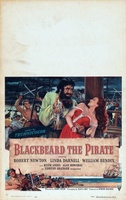 Blackbeard, the Pirate movie poster (1952) picture MOV_b95564a6