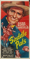 Saddle Pals movie poster (1947) picture MOV_b955e34c