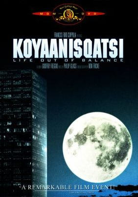 Koyaanisqatsi movie poster (1983) poster MOV_b95ae5ac