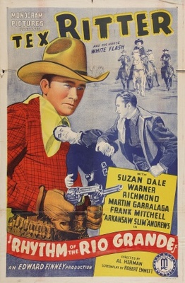 Rhythm of the Rio Grande movie poster (1940) poster MOV_b95d10cc