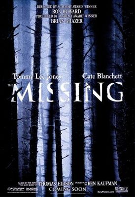 The Missing movie poster (2003) poster MOV_b96bbc6e