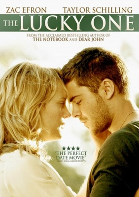 The Lucky One movie poster (2012) poster MOV_b9776f94