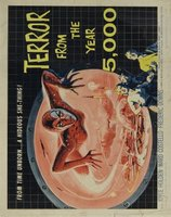 Terror from the Year 5000 movie poster (1958) picture MOV_b97c39de