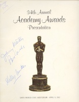 The 34th Annual Academy Awards movie poster (1962) picture MOV_b97c3f1d
