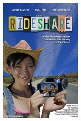 Rideshare movie poster (2011) poster MOV_b97f3588