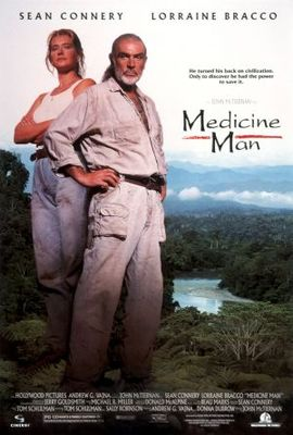 Medicine Man movie poster (1992) poster MOV_b98296cd