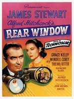 Rear Window movie poster (1954) picture MOV_b9852e91
