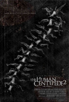 The Human Centipede II (Full Sequence) movie poster (2011) poster MOV_b98b9ea1