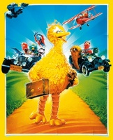 Sesame Street Presents: Follow that Bird movie poster (1985) picture MOV_b9914b6e
