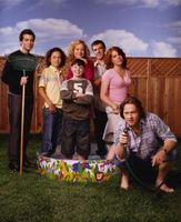 Grounded for Life movie poster (2001) picture MOV_b99204b7