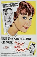 Ask Any Girl movie poster (1959) picture MOV_b996bdf5