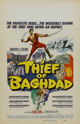 Ladro di Bagdad, Il movie poster (1961) poster MOV_b999f37b