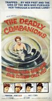 The Deadly Companions movie poster (1961) picture MOV_b99bccca