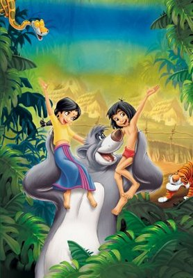 The Jungle Book 2 movie poster (2003) poster MOV_b9adb179