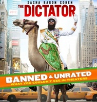 The Dictator movie poster (2012) picture MOV_b9b14625