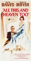 All This, and Heaven Too movie poster (1940) picture MOV_57fe3992