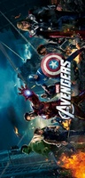 The Avengers movie poster (2012) picture MOV_b9b4634d
