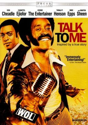 Talk to Me movie poster (2007) poster MOV_b9b4ae02