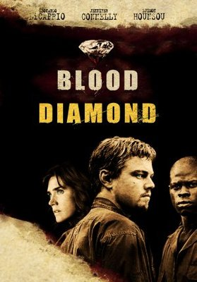 Blood Diamond movie poster (2006) poster MOV_b9b770b7