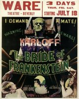 Bride of Frankenstein movie poster (1935) picture MOV_b9b7d3d1