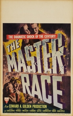 The Master Race movie poster (1944) poster MOV_b9babe32