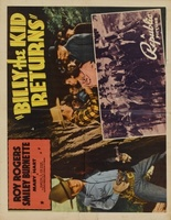 Billy the Kid Returns movie poster (1938) picture MOV_b9bcf9fb
