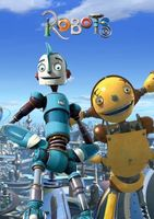 Robots movie poster (2005) picture MOV_b9c1d8a2