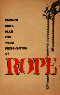 Rope movie poster (1948) poster MOV_b9c5b4bb