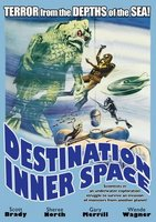 Destination Inner Space movie poster (1966) picture MOV_b9c81ee5