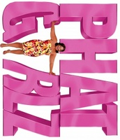 Phat Girlz movie poster (2006) picture MOV_b27793ae