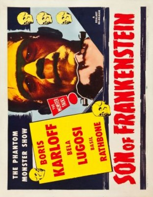 Son of Frankenstein movie poster (1939) poster MOV_b9cb9011
