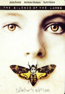 The Silence Of The Lambs movie poster (1991) poster MOV_b9cc54fc