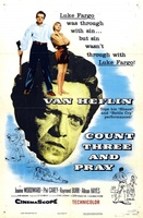 Count Three and Pray movie poster (1955) picture MOV_b9ccb802