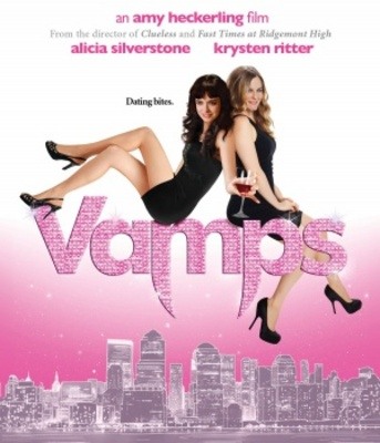 Vamps movie poster (2011) poster MOV_b9cf39a4
