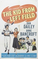 The Kid from Left Field movie poster (1953) picture MOV_b9cf5e74