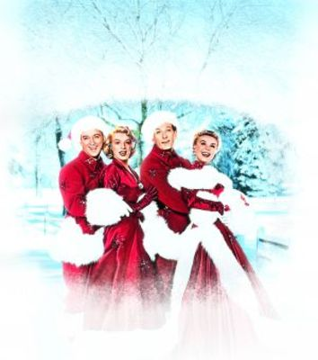 White Christmas movie poster (1954) poster MOV_b9d06398