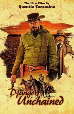 Django Unchained movie poster (2012) poster MOV_b9d2cfaa