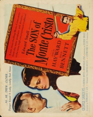 The Son of Monte Cristo movie poster (1940) poster MOV_b9d39ea6