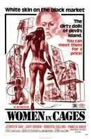 Women in Cages movie poster (1971) picture MOV_b9d67832