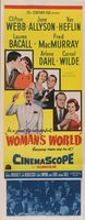 Woman's World movie poster (1954) picture MOV_b9d6856f