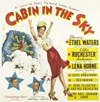 Cabin in the Sky movie poster (1943) picture MOV_b9d87c58