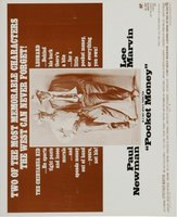 Pocket Money movie poster (1972) picture MOV_b9e017ce