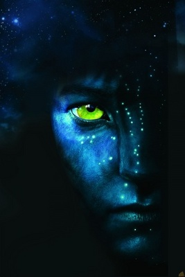 Avatar movie poster (2009) poster MOV_b9e0c357