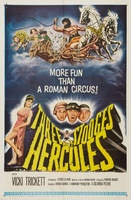 The Three Stooges Meet Hercules movie poster (1962) picture MOV_b9e41319